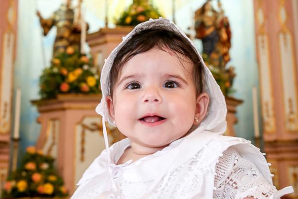 Batizado de Ludmila