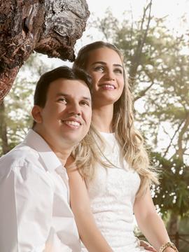 Ensaios de Luiz e Elaine em Aracaju - SE