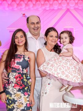 Aniversários de 1 Aninho Maria Clara em Itabaiana-SE