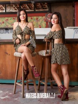 Book Fashion de Naelen e Natielen em Aracaju - SE
