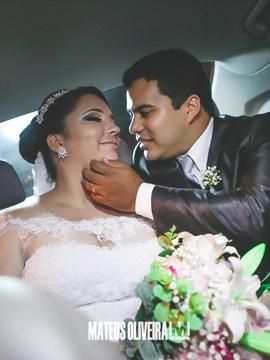Casamentos de Ayslan e Jordana em Itabaiana -SE