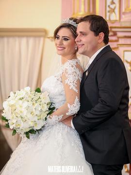 Casamentos de Anderson e Jessyca em Itabaiana -SE