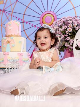 Aniversários de 1 Aninho da princesa Maria Valentina em Itabaiana -SE