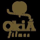 Logotipo de Okiá Filmes