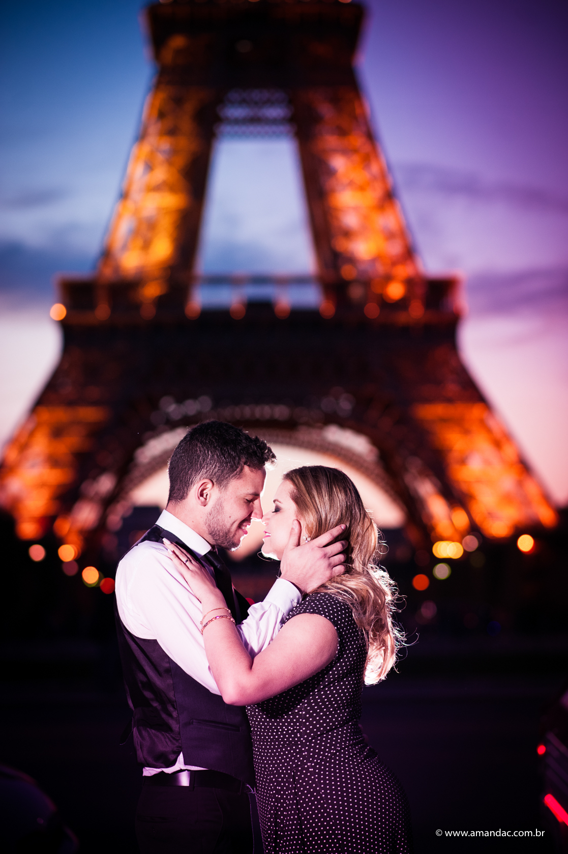 Foto de Tatiane e Luis Felipe | Lune de Miel à Paris