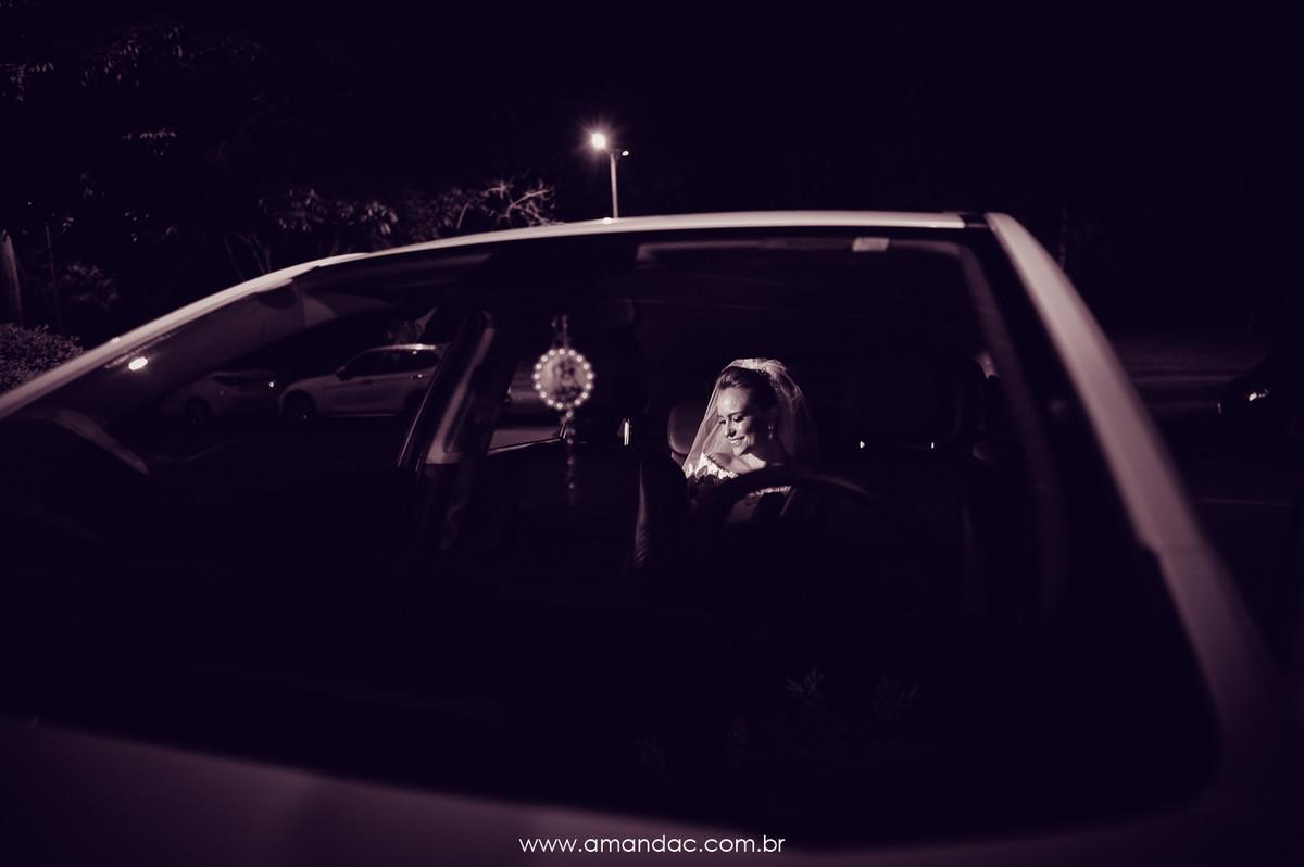 Foto de Grazielle e Thiago