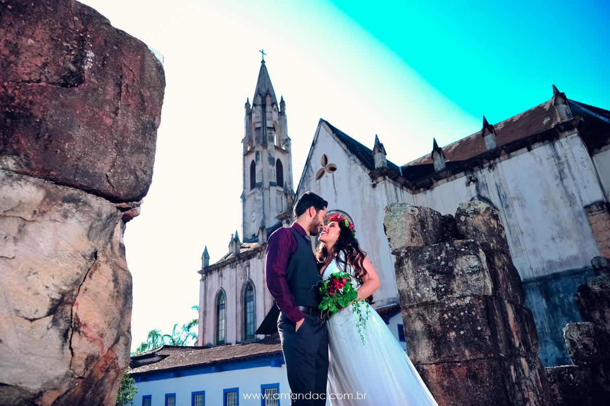 Foto de Wandra e Gilberto