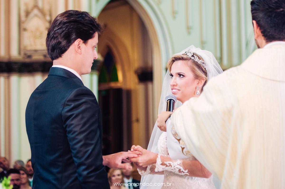 Foto de Roberta e João