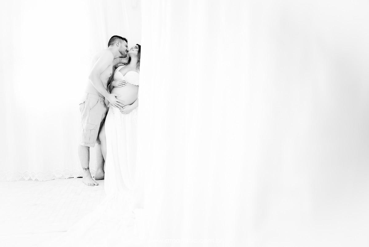 Foto de Tati e Felipe