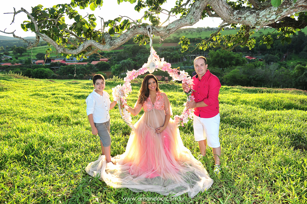 Foto de Família da Elisa
