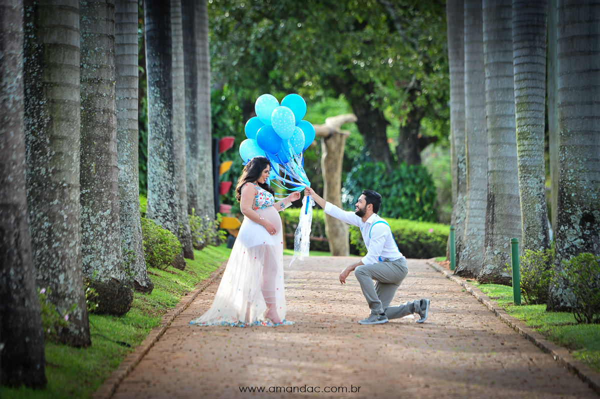 Foto de Wandra e Gilbertinho