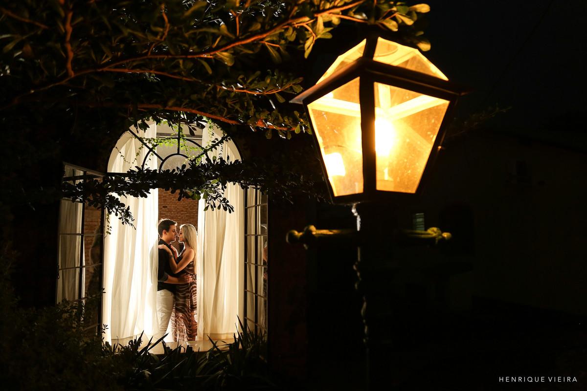 Foto Noturna, pre wedding Mariana e Alex