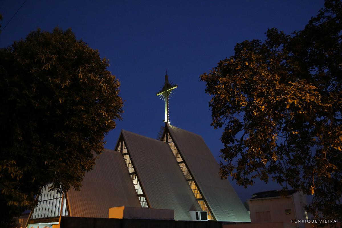 Igreja Nossa Senhora Santíssima Trindade de Uberlândia