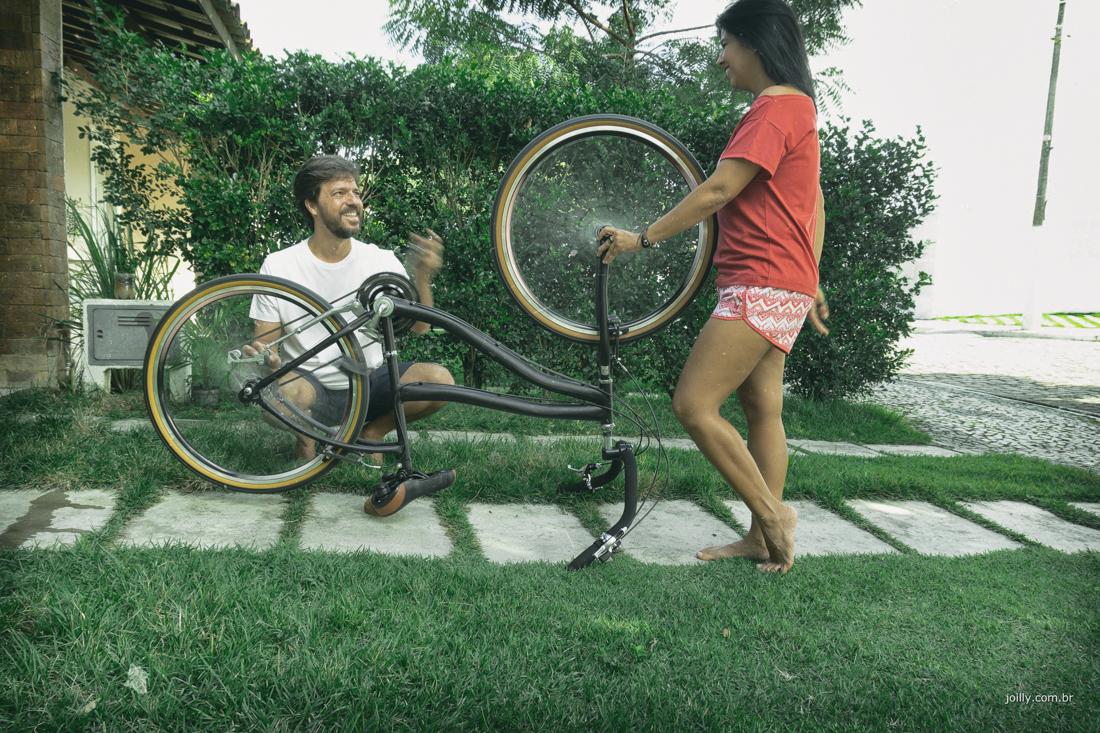 um amor chamado bicicleta