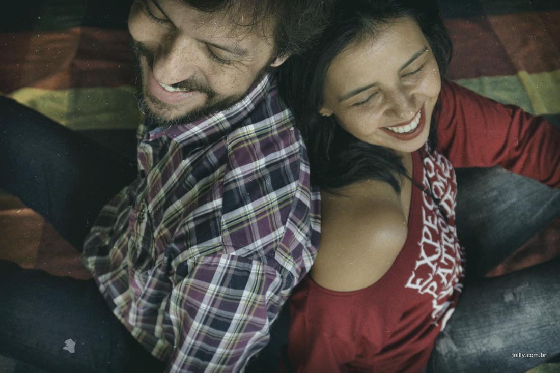 paulo e marta felizes diante das lentes do jovem fotografo rick joilly