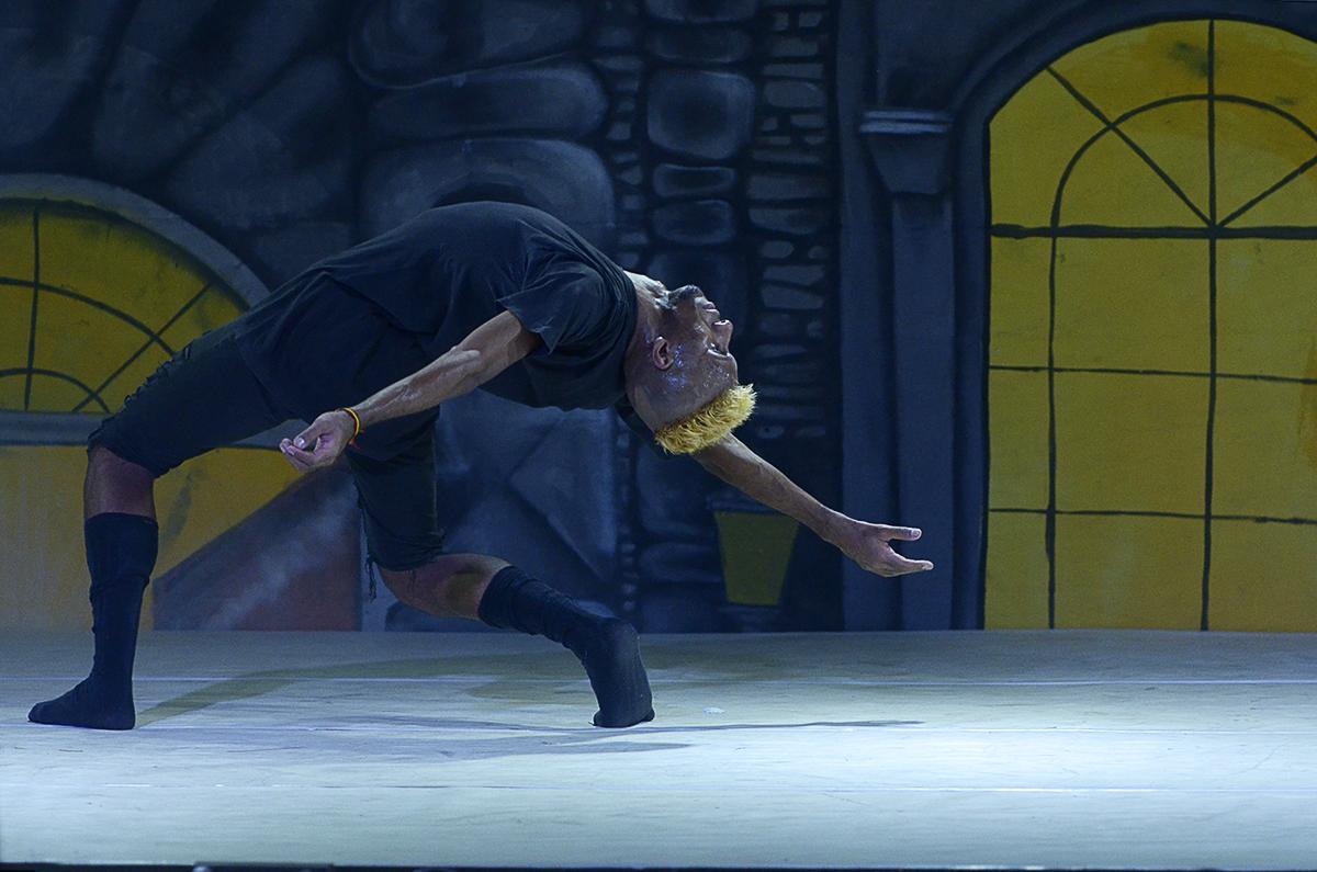 Ako dance