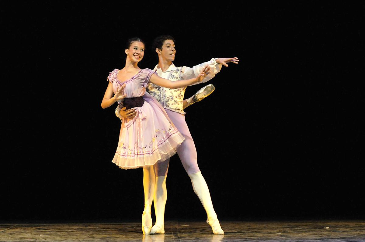 Letícia Dias- Royal Ballet/Ytsaque -TMRJ
