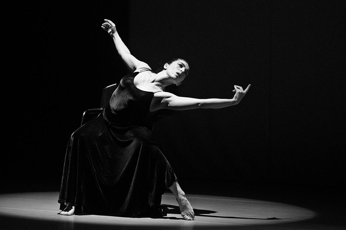 Andrea Raw ( Congresso Internacional de dança moderna