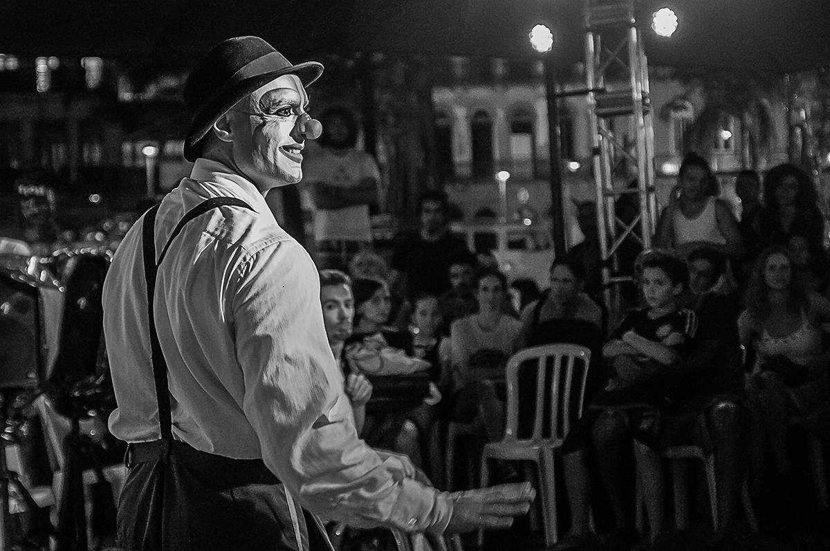 Anjos do picadeiro -Festival internacional de circo