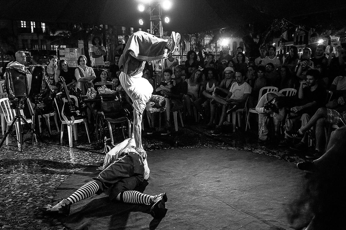 Anos do picadeiro- Festival Internacional de circo