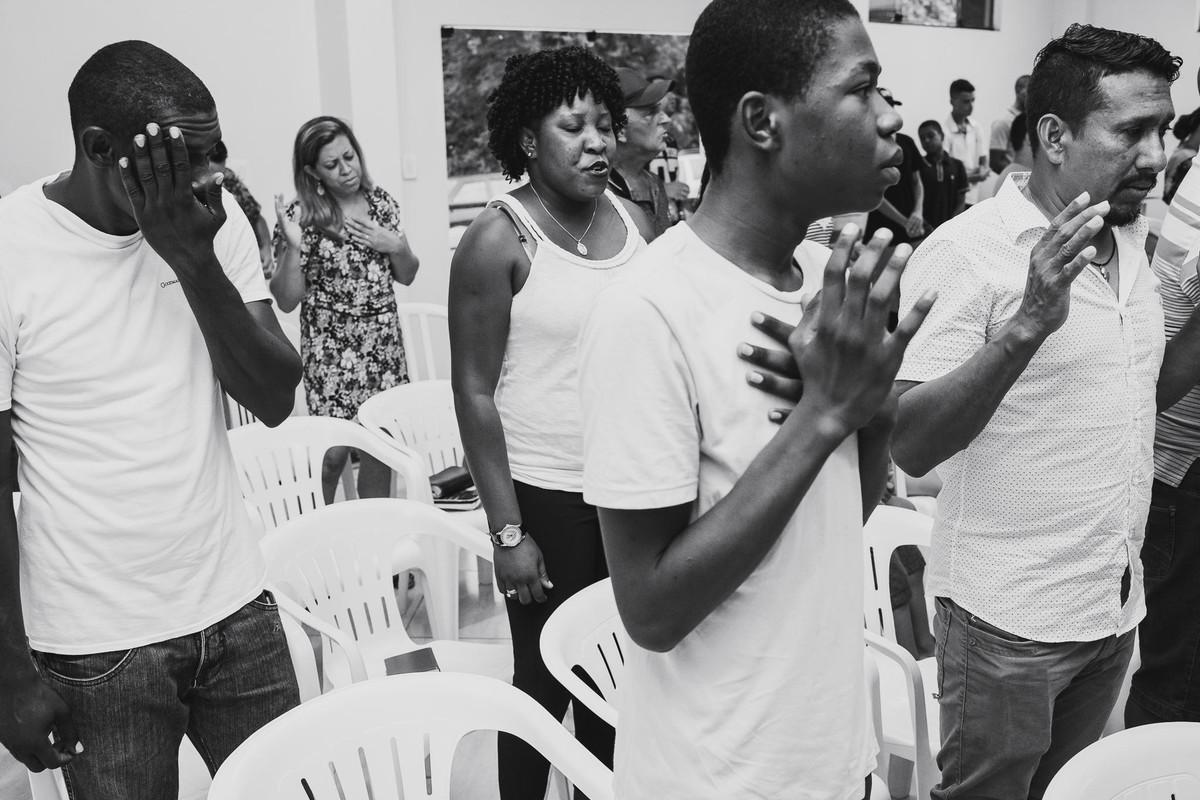 Culto Hope Chapel Brasil: O SENHOR reina; regozije-se a terra; alegrem-se as muitas ilhas.
