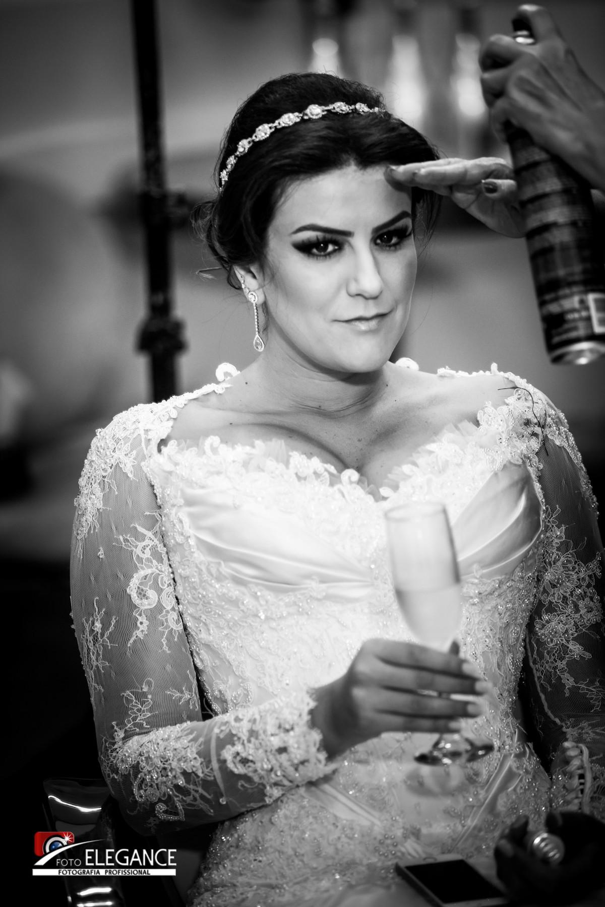fotos de noiva pronta