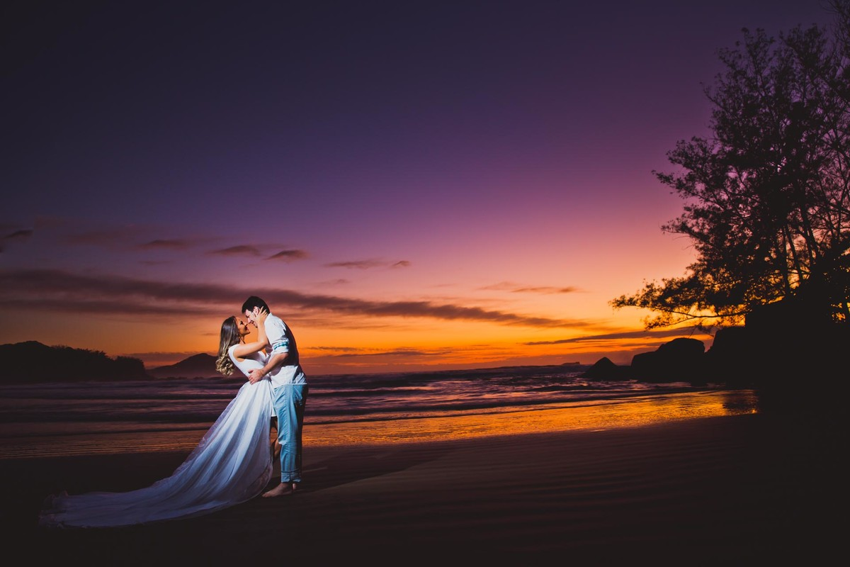 fotos de casal nascer do sol