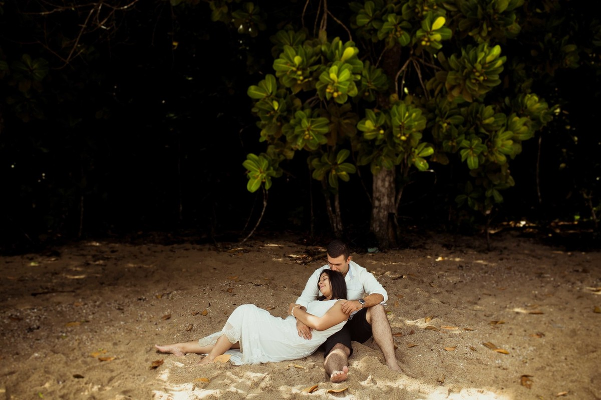 praia das conchas, ensaio pré casamento, ensaio fotográfico, ensaio de casal, ensaio na praia, fotos na praia,  guaruja