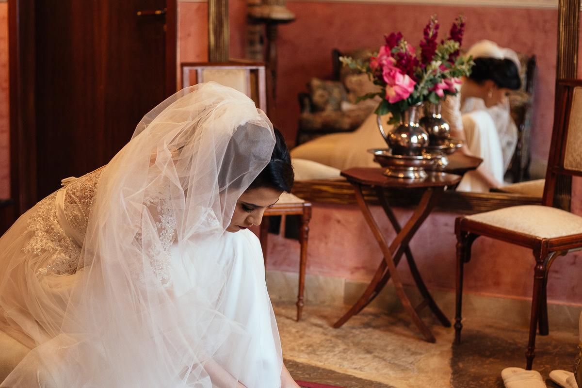 sapato de noiva e brasilia