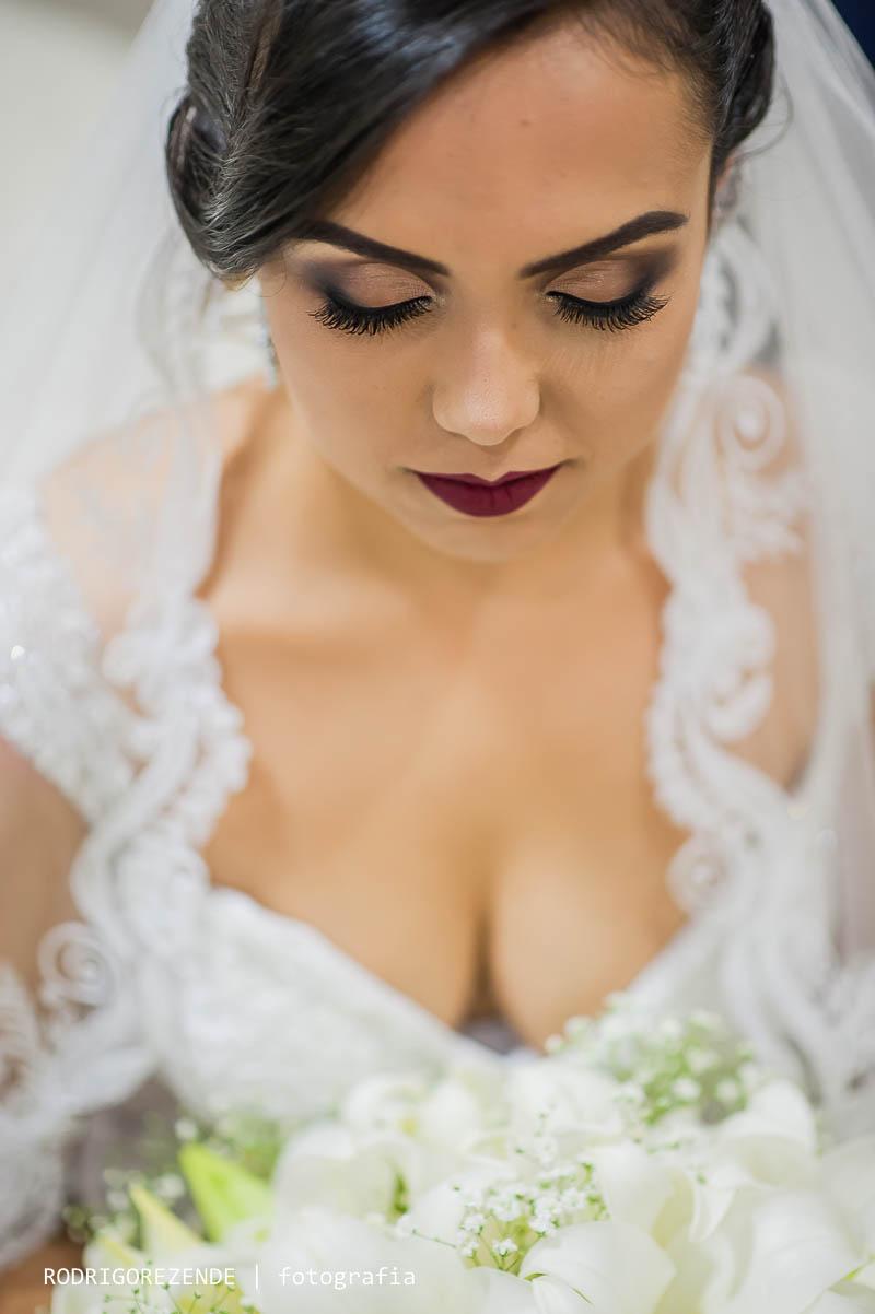 making of da noiva em casa, maquiagem, vestido da noiva