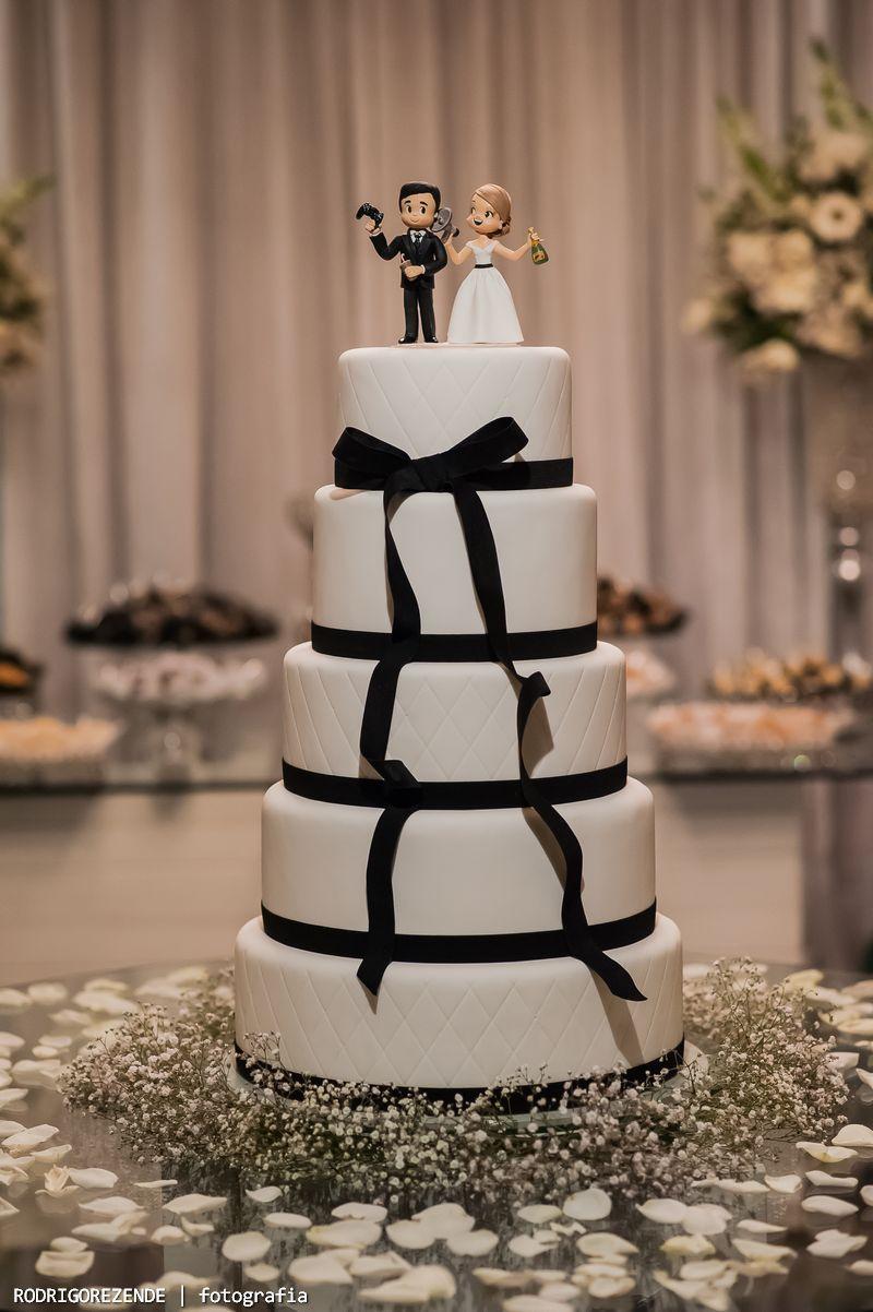 decoração, casa do alto, bolo