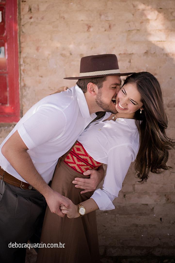 Foto de Pamela & Felipe