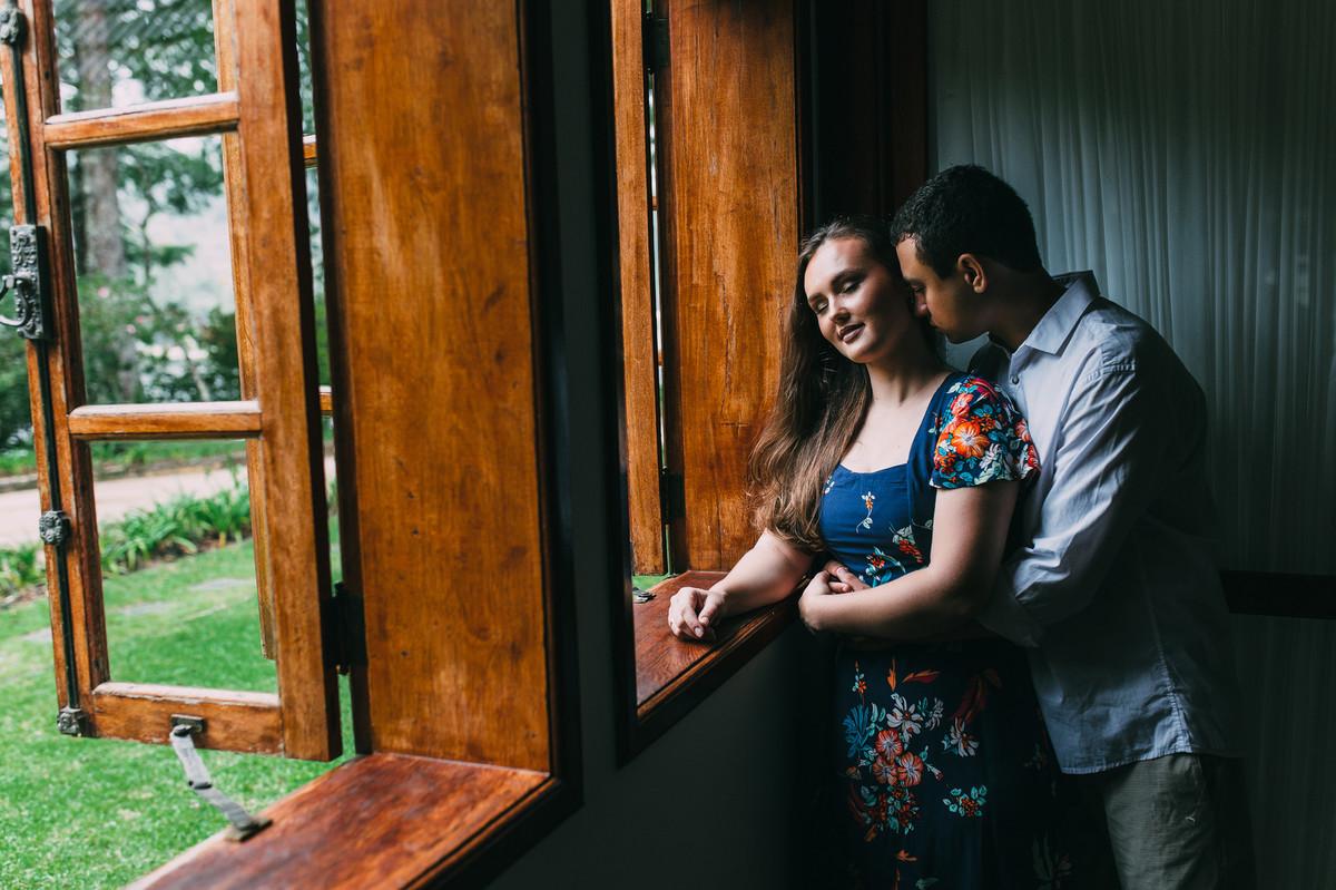 Foto de Paula e Flavio