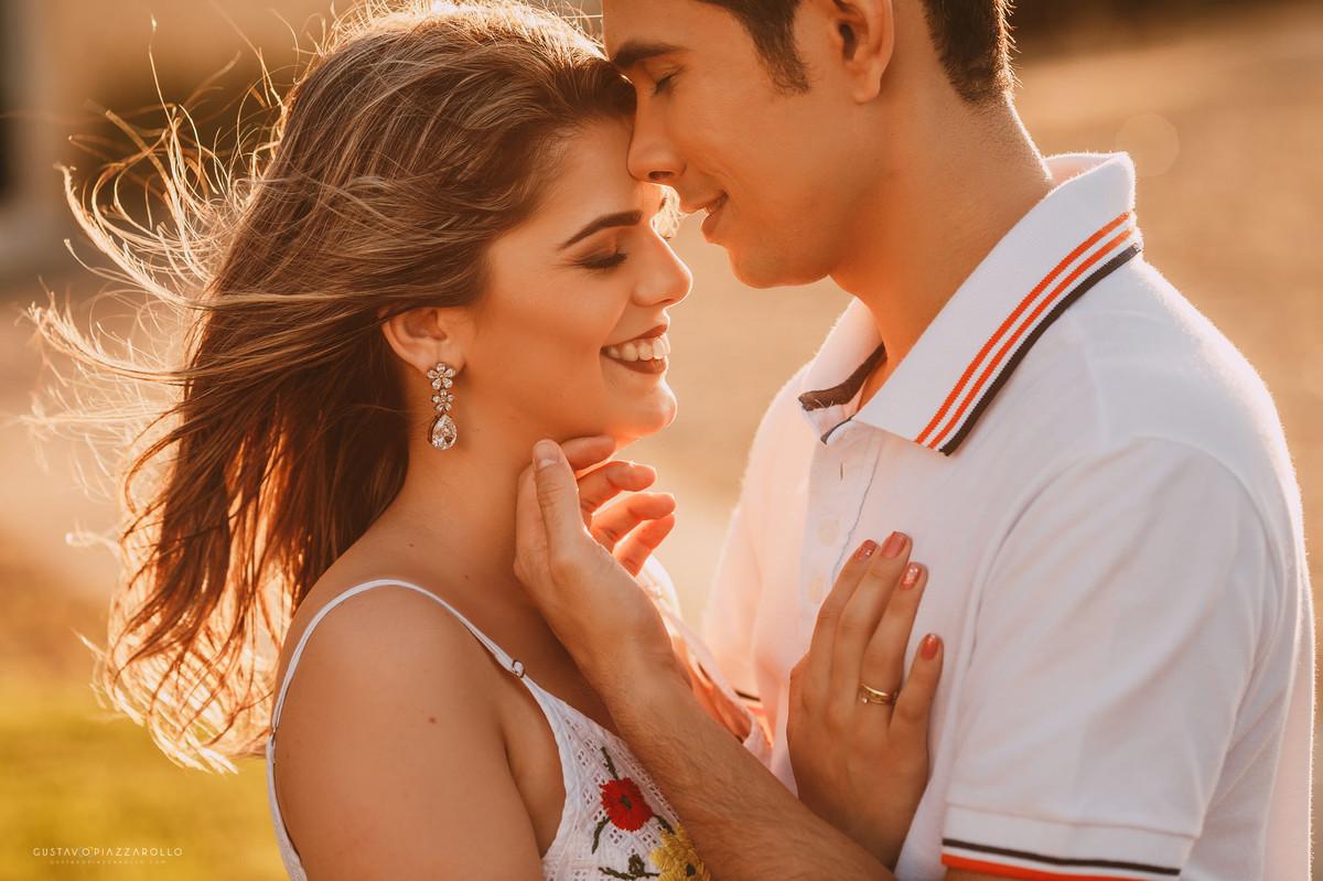 Foto de Mariana e Felipe