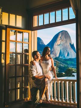 Pre Wedding de Ronan e Marina em Pedra Azul - ES