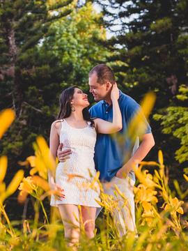 Pre Wedding de Jéssica & Rafael em Cachoeiro de Itapemirim - ES