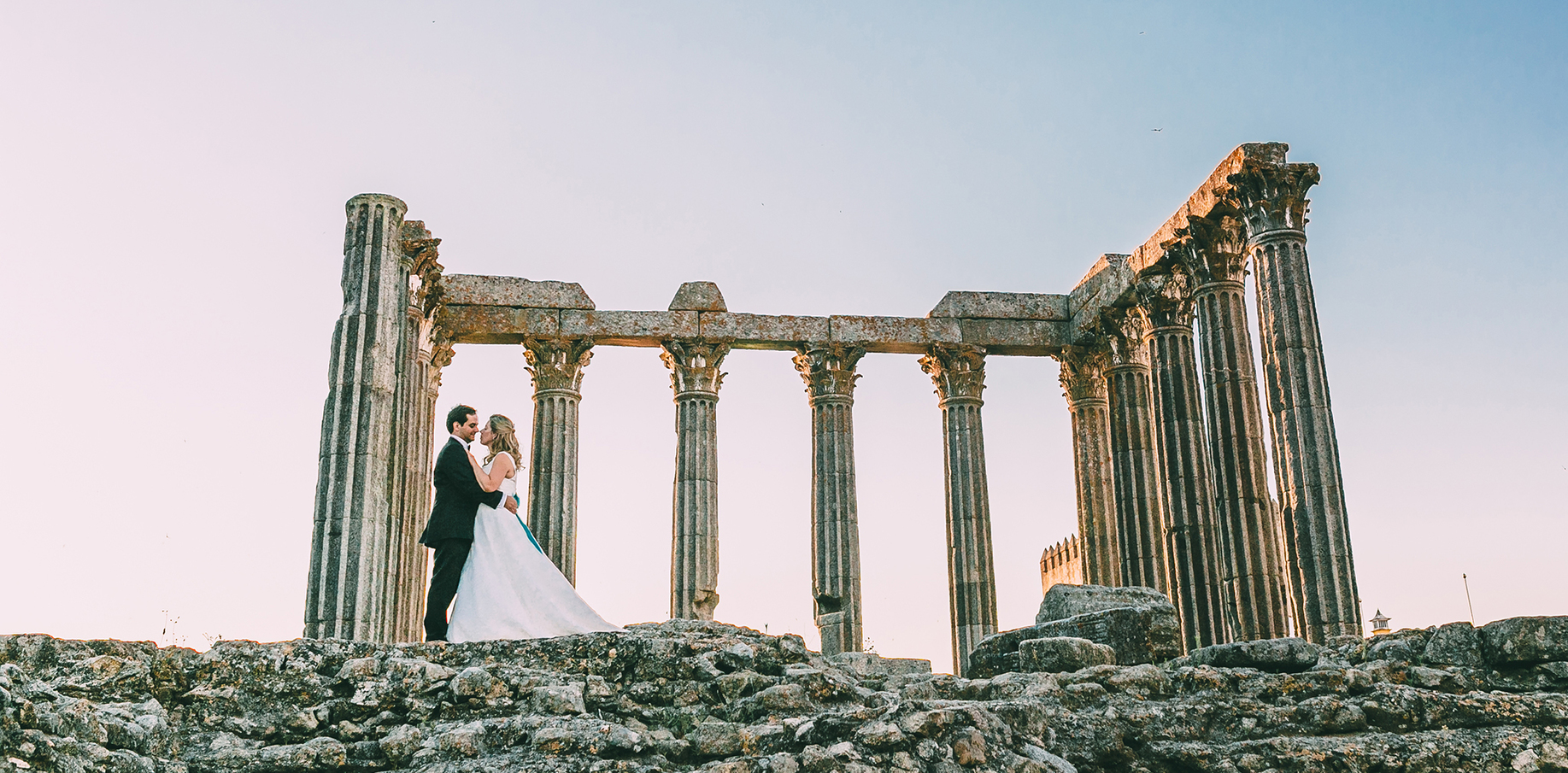 Casamento de Ana e Alexandre em Évora - Portugal