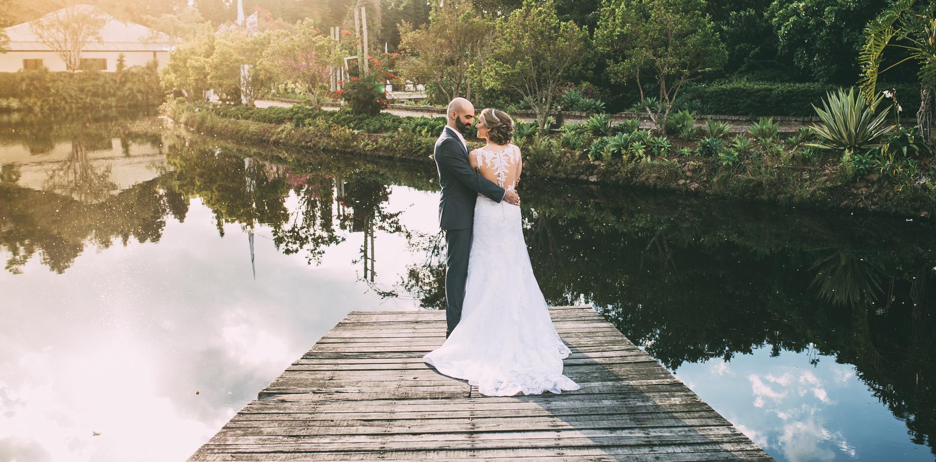 Casamento de Seani e Filipe em Vila Velha - ES