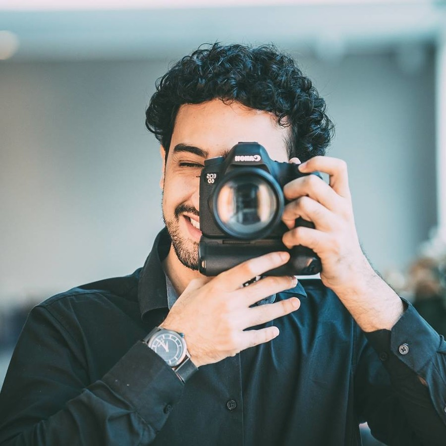 Sobre Gustavo Piazzarollo - Fotógrafo de casamentos e ensaios Cachoeiro de Itapemirim - ES