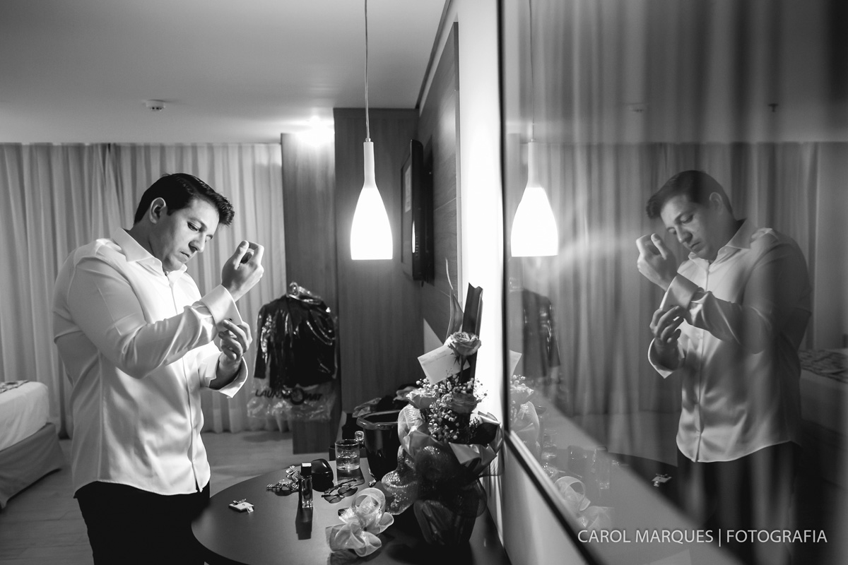Foto de Paula e Yury