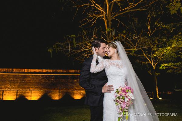 Casamento de Paula e Yury