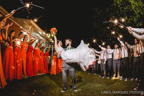 Casamento de Thays e Bruno