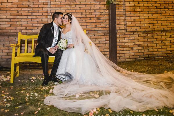 Casamento de Layla e Renan