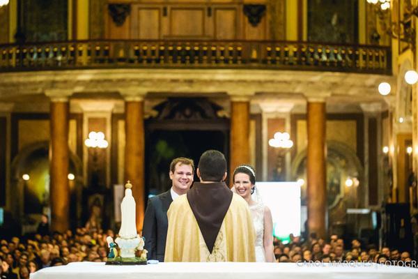 Casamento de Patrícia e Carston