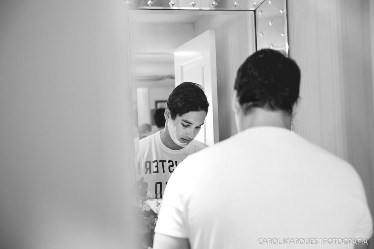 Foto de Yasmayre e Bruno