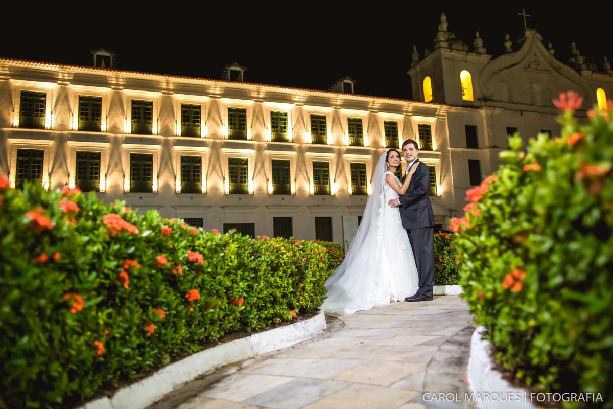 Foto de Lorena e Rodrigo
