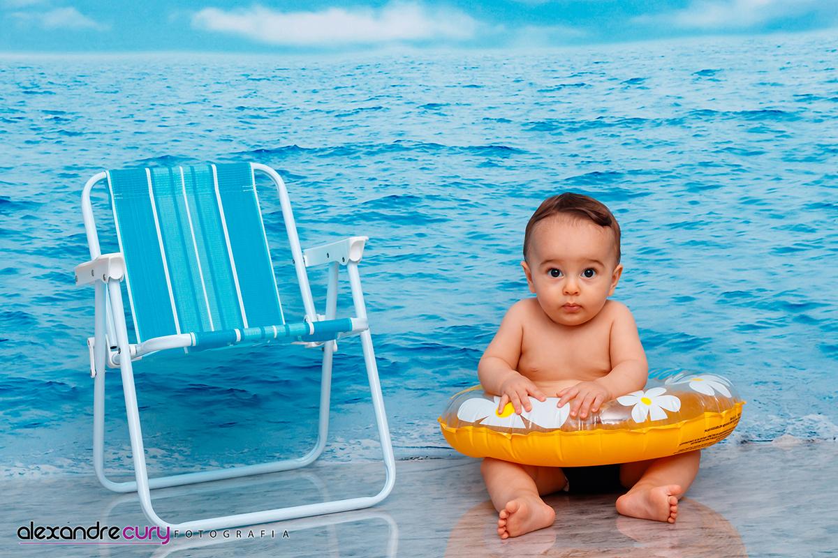 Acompanhamento mensal de bebês