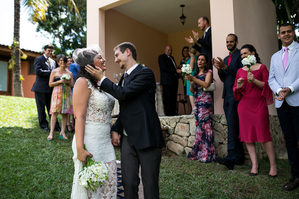 Casamentos de Eva e Richard