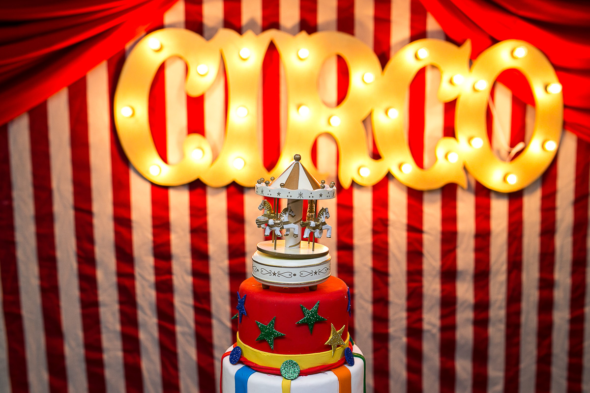 decoração circo festa pedro 1 ano