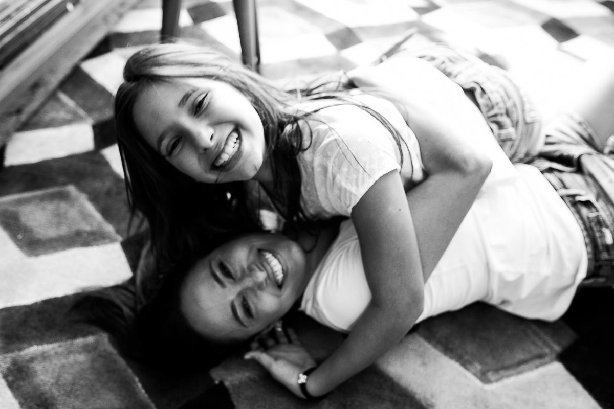mae e filha foto